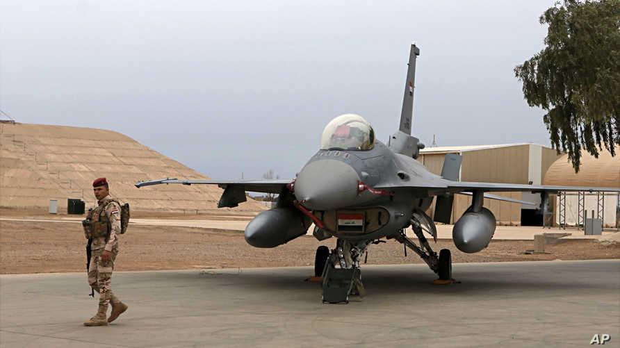 معظم الجنود والمتعاقدين الأميركيين انسحبوا من قاعدة بلد الجوية في يناير الماضي بعد تعرضها لهجمات صاروخية