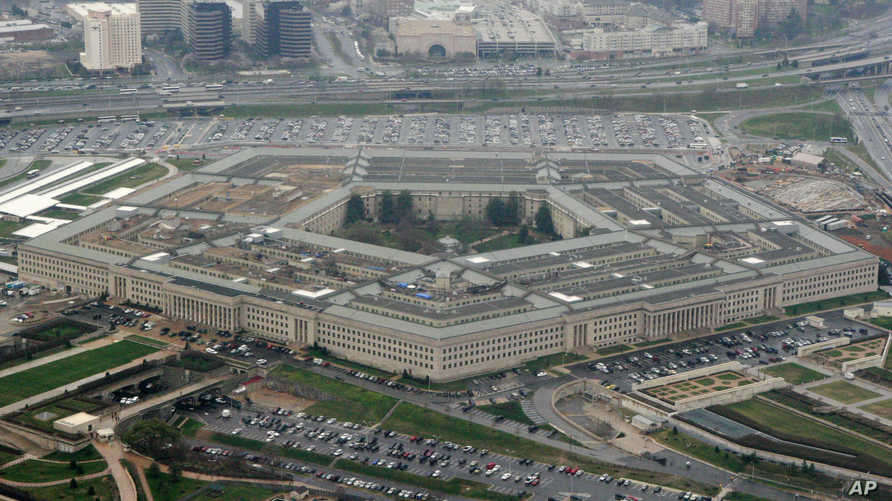 مبنى وزارة الدفاع الأميركية البنتاغون