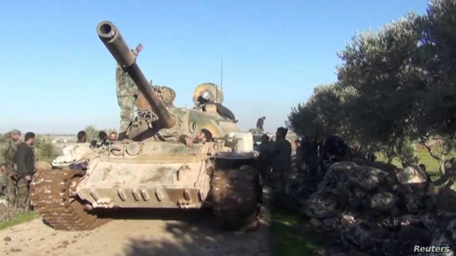 قوات النظام تنتقم من المدنيين في إدلب