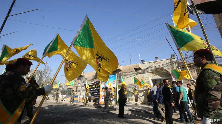 جميع المعطيات تشير بأصابع الاتهام للميليشيا الشيعية المدعومة من إيران في الهجوم على قاعدة التاجي العراقية