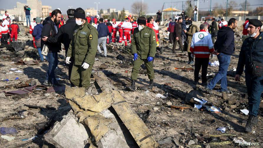"""""""كارثة الطائرة الأوكرانية""""..بعد ضغوط، إيران ترضخ لدعوات تسليم الصندوقين الأسودين"""