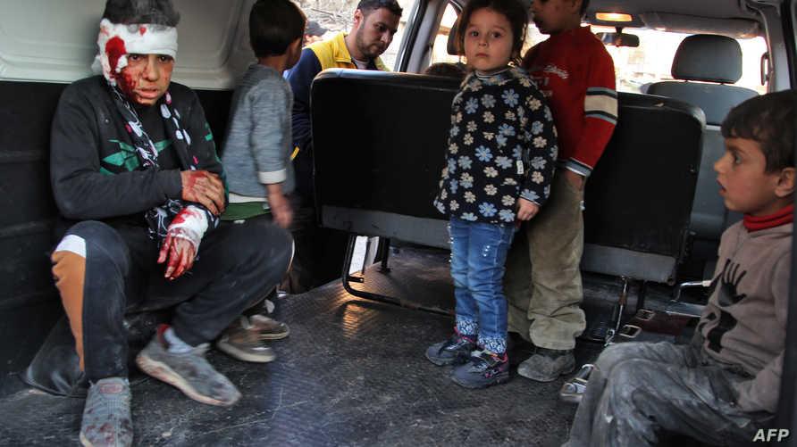 مخاوف دولية من انتشار فيروس كورونا في إدلب، في ظل الأوضاع الكارثية التي تعيشها إثر أشهر من الاشتباكات بالمنطقة.