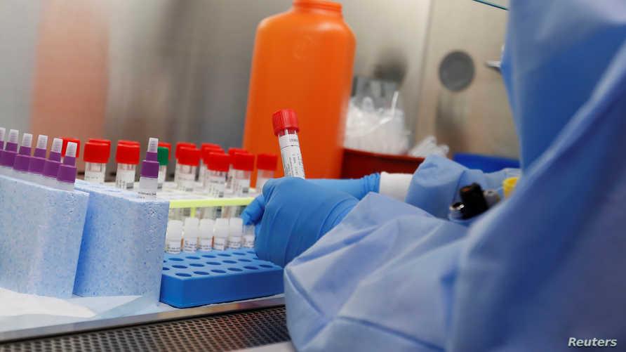 تتسابق المختبرات وشركات الأدوية على تطوير عقار أو لقاح ضد كوفيد-19