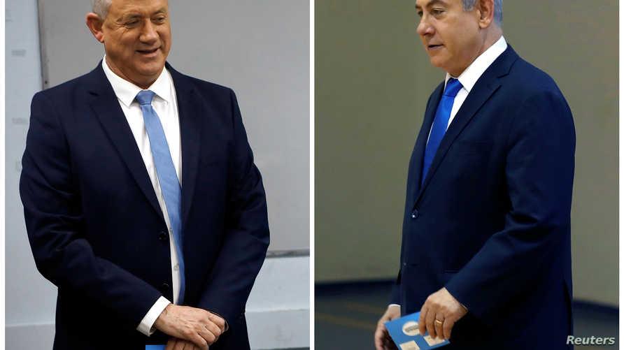 غالبية أعضاء الكنيست دعمت تكليف غانتس بتشكيل الحكومة الإسرائيلية الجديدة