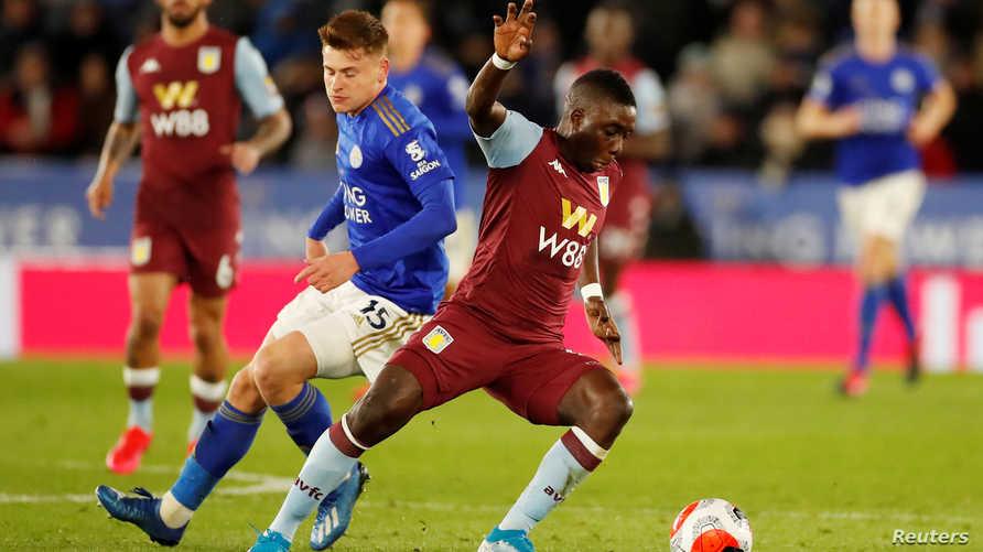 Soccer Football - Premier League - Leicester City v Aston Villa - King Power Stadium, Leicester, Britain - March 9, 2020  …