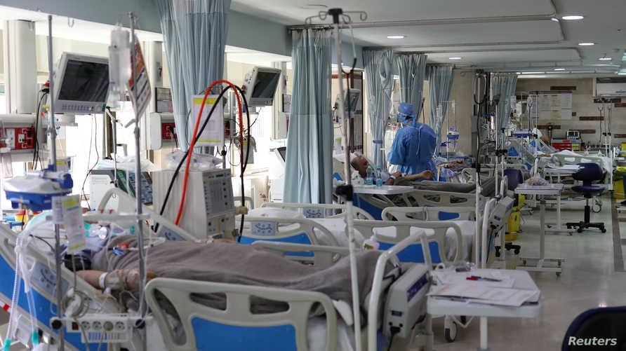 تعد إيران من بين الدول الأكثر تضررا بالعالم جراء الوباء كورونا