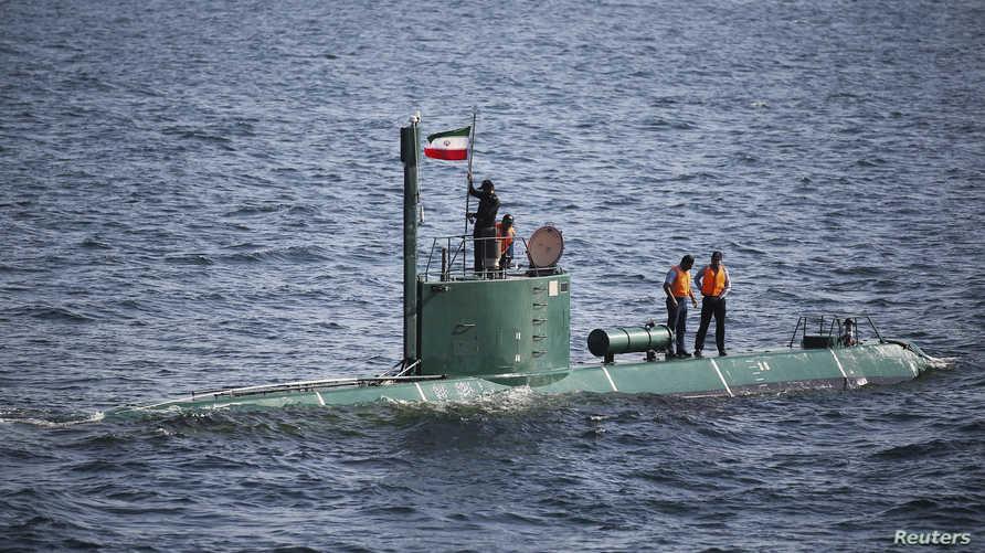 الغواصة الإيرانية الجديدة لن تعمل بالطاقة النووية