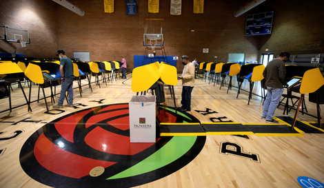 قرية أميركية تدلي بأولى الأصوات في الانتخابات الرئاسية