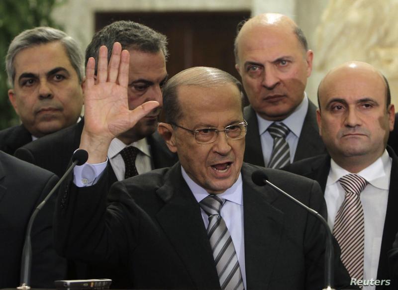 ميشال عون يهدد بالنزول للشارع بعد التمديد لقائد الجيش | الحرة