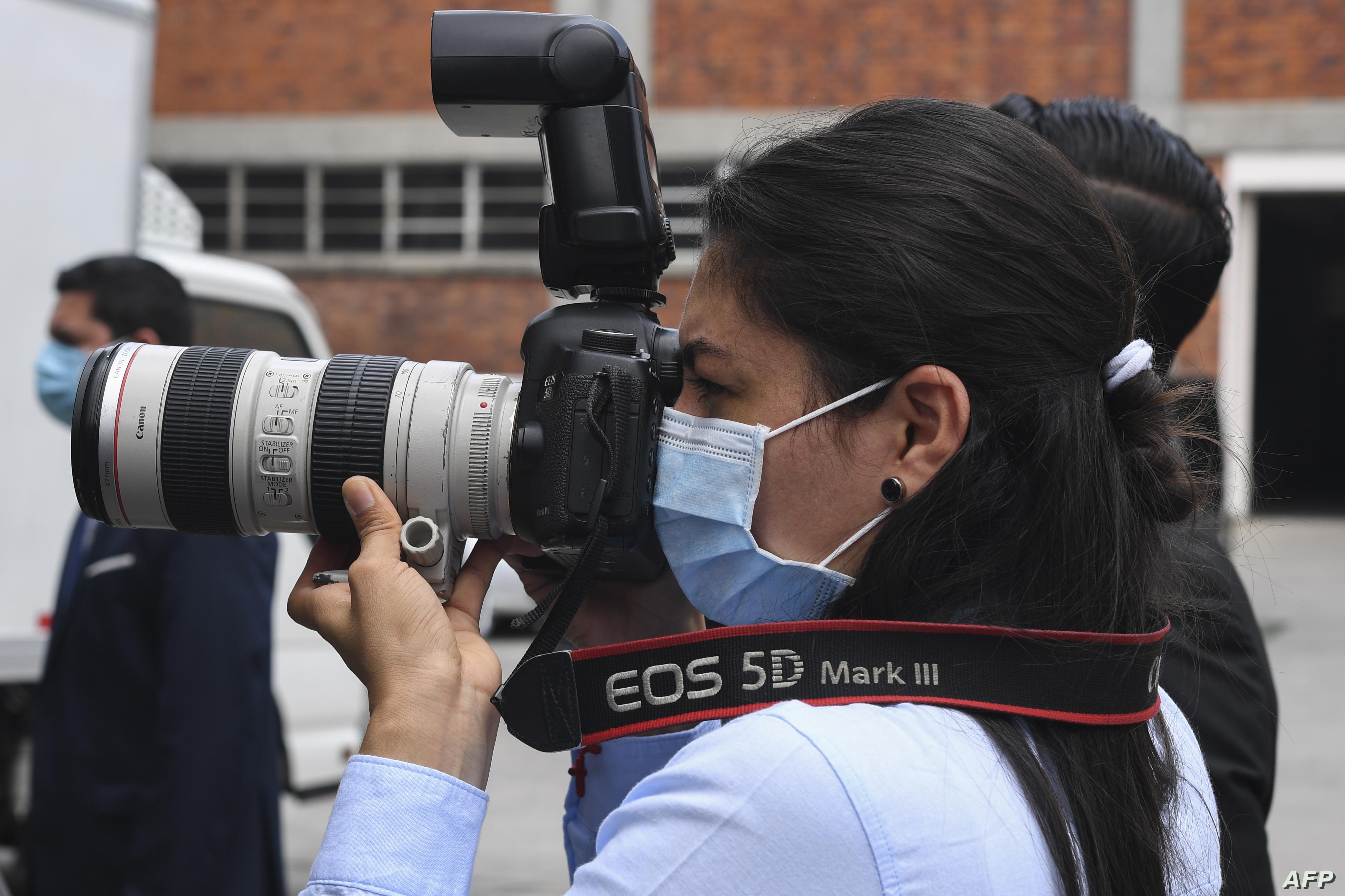 في اليوم العالمي لحرية التعبير.. صحفيون انتصروا على كورونا | الحرة