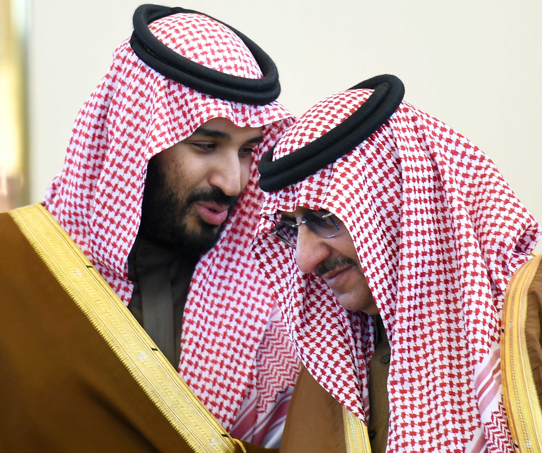 محمد بن سلمان يسعى لوثائق حساسة بحوزة رجل محمد بن نايف تفاصيل القضية الحرة