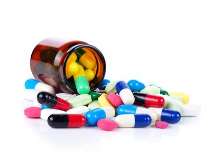 قارورة أدوية