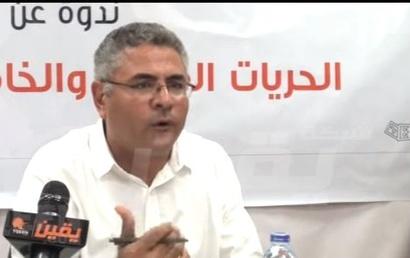 جمال عيد مؤسس ومدير الشبكة العربية لمعلومات حقوق الإنسان