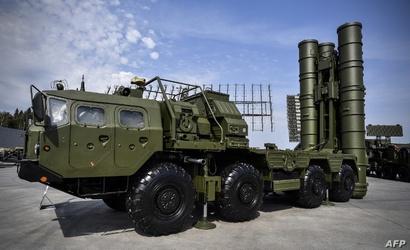 منظومة الدفاع الجوي الروسية أس-400