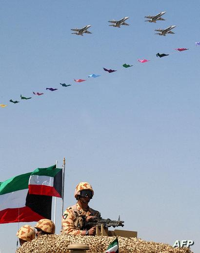 جنود من الجيش الكويتي، أرشيف