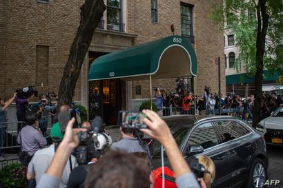 شقة كيت سبيد في نيويورك