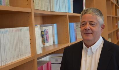 الباحث الفرنسي المحتجز في إيران رولان مارشال