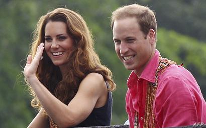 العائلة المالكة غضبت من نشر الصور