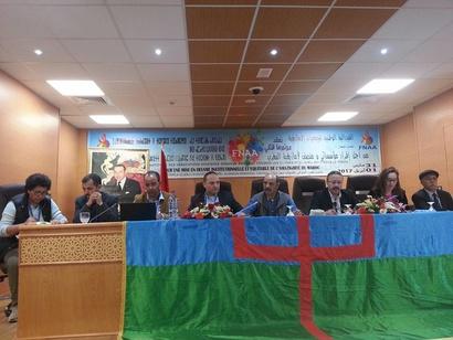 أحمد أرحموش في لقاء وطني حول واقع الأمازيغية