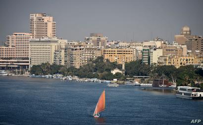 جانب من مدينة القاهرة