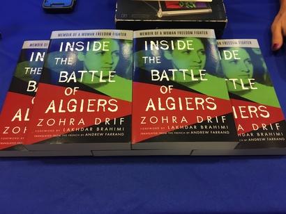 نسخ من كتاب داخل معركة الجزائر