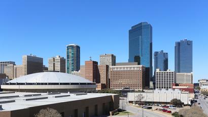 فورت وورث في تكساس