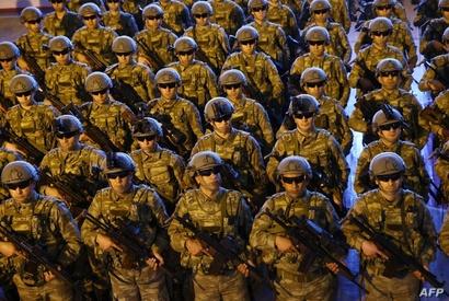 جنود من الجيش التركي - أرشيف