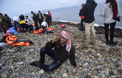 أيزيدي من سنجار هرب من داعش في 2015 وصل إلى سواحل اليونان بحرا