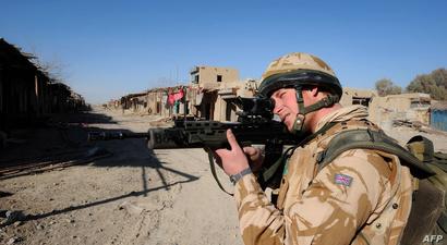 رافق الأمير هاري الجيش البريطاني إلى أفغانستان