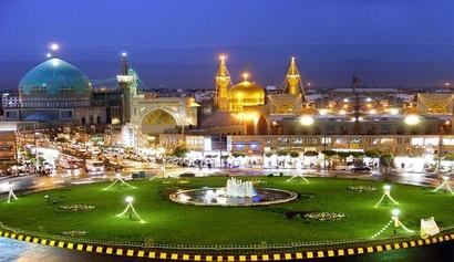 مدينة مشهد