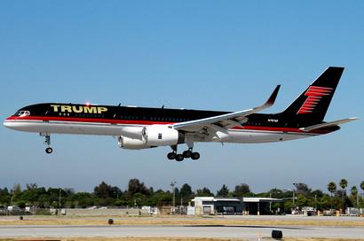 طائرة ترامب