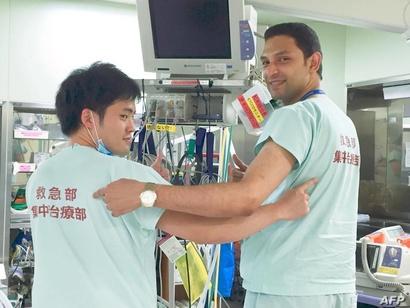 الطبيب المصري في مستشفى جامعة طوكيو
