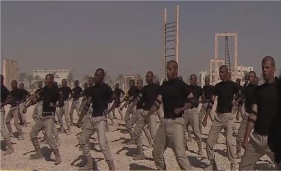 جانت من تداريب الجيش السعودي