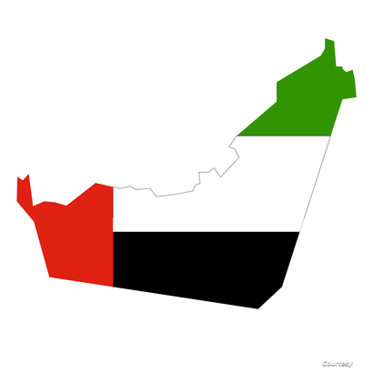 العلم الإماراتي