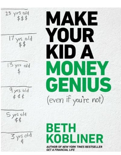 يتحدث هذا الكتاب عن ضرورة تعليم الأطفال كيفية التعامل مع المال في مرحلة مبكرة