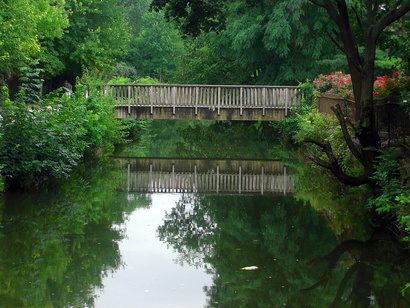 قناة مائية في هانتردون