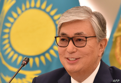 الرئيس الكازاخي قاسم جومارت توكاييف