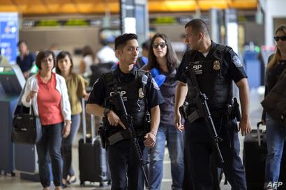 المطارات الأميركية شهدت انتشارا أمنيا كثيفا خلال عطلة عيد الاستقلال