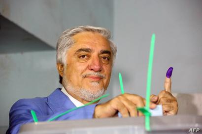 الرئيس التنفيذي لأفغانستان عبد الله عبد الله