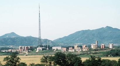 المدينة الواقعة قرب الحدود مع كوريا الجنوبية