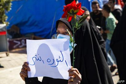 كسرت الثورة عدة محرمات في المجتمع العراقي