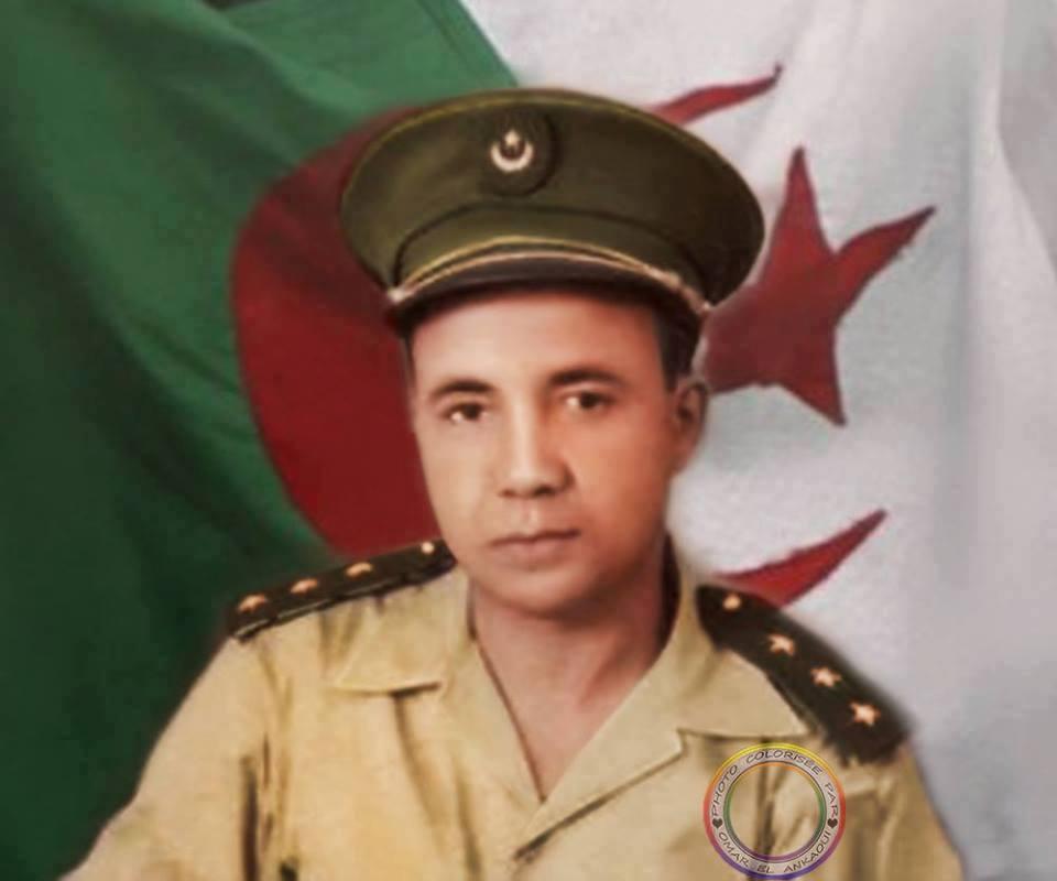 العقيد محمد شعباني