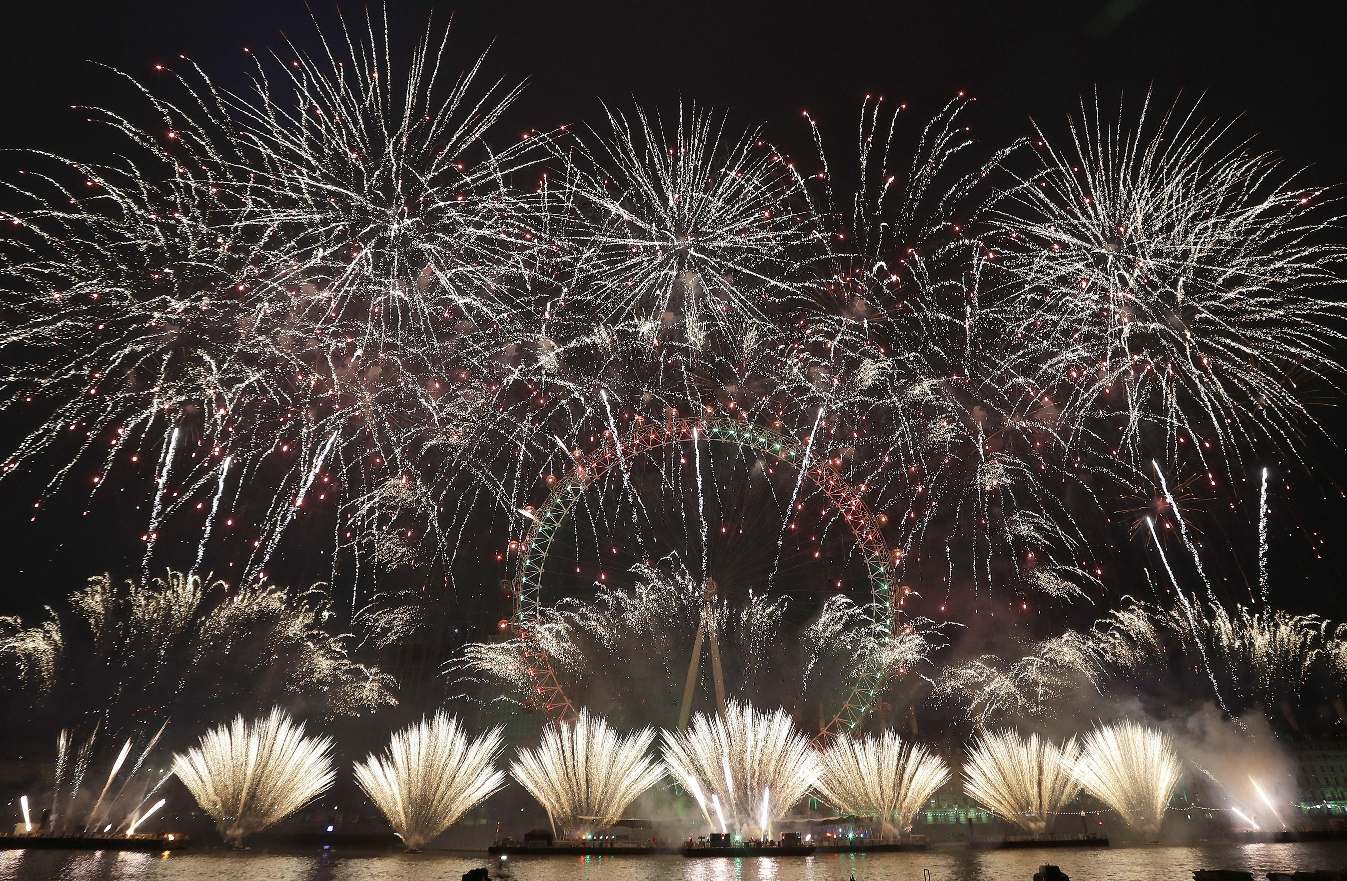 لندن تحتفل