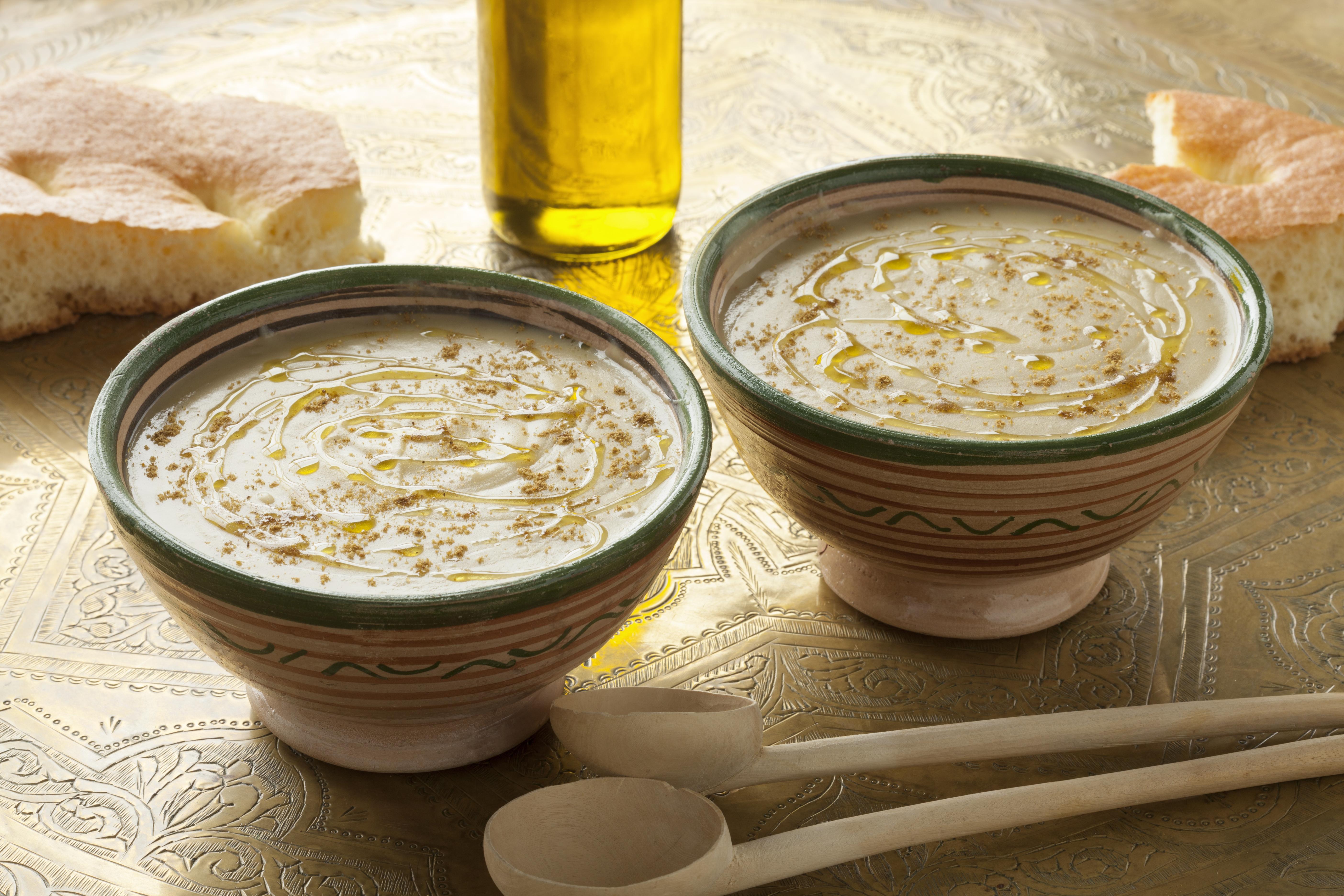 وجبة البيصارة المغربية - أرشيف