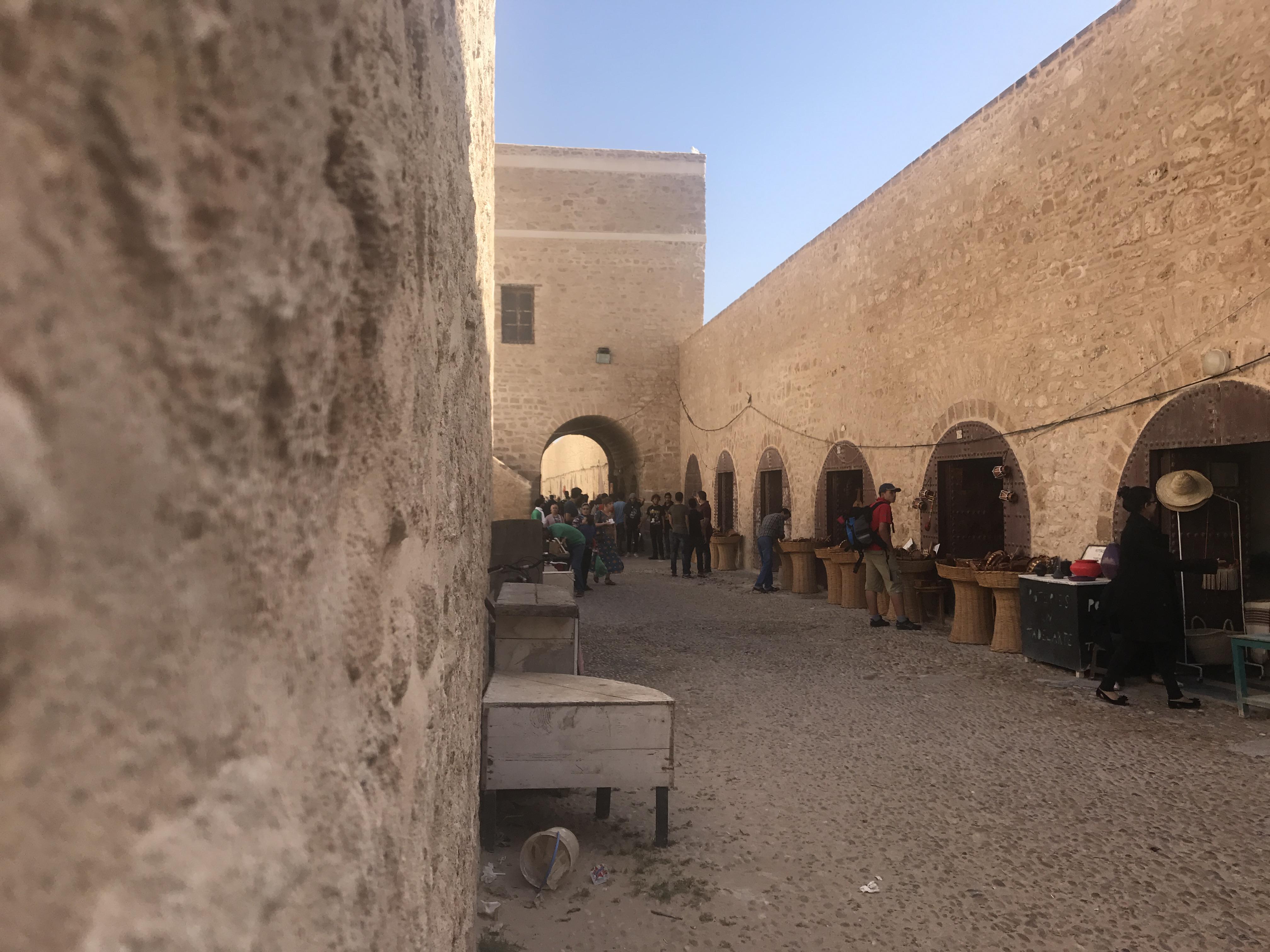 أسوار المدينة القديمة