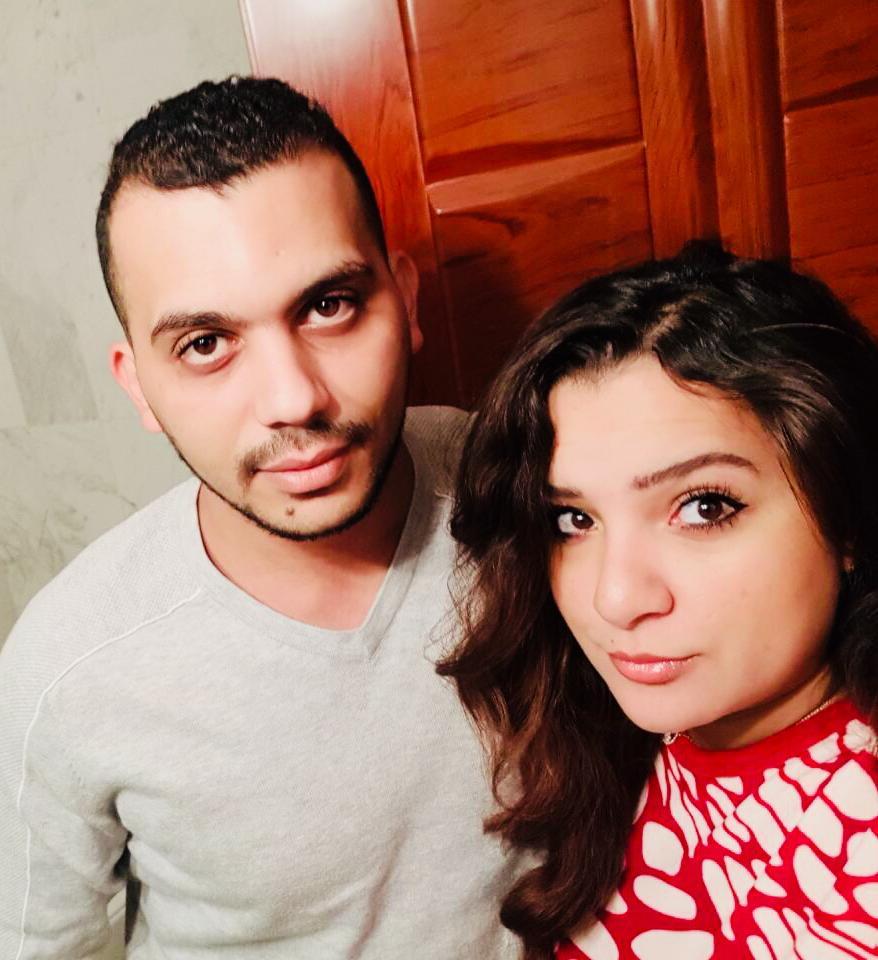 رباب الريتوني وحبيبها يوسف آشير