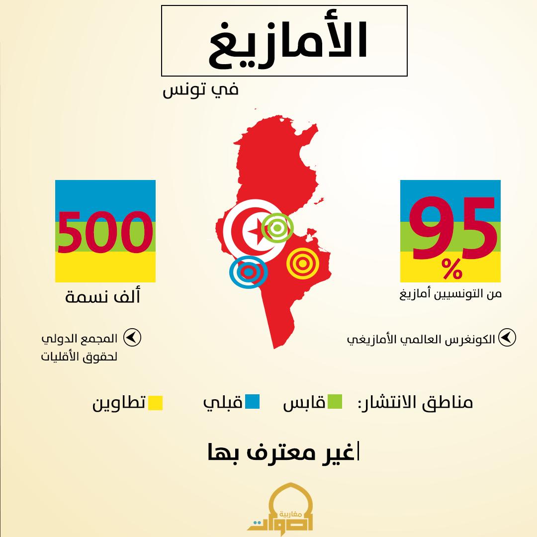 أمازيغ تونس