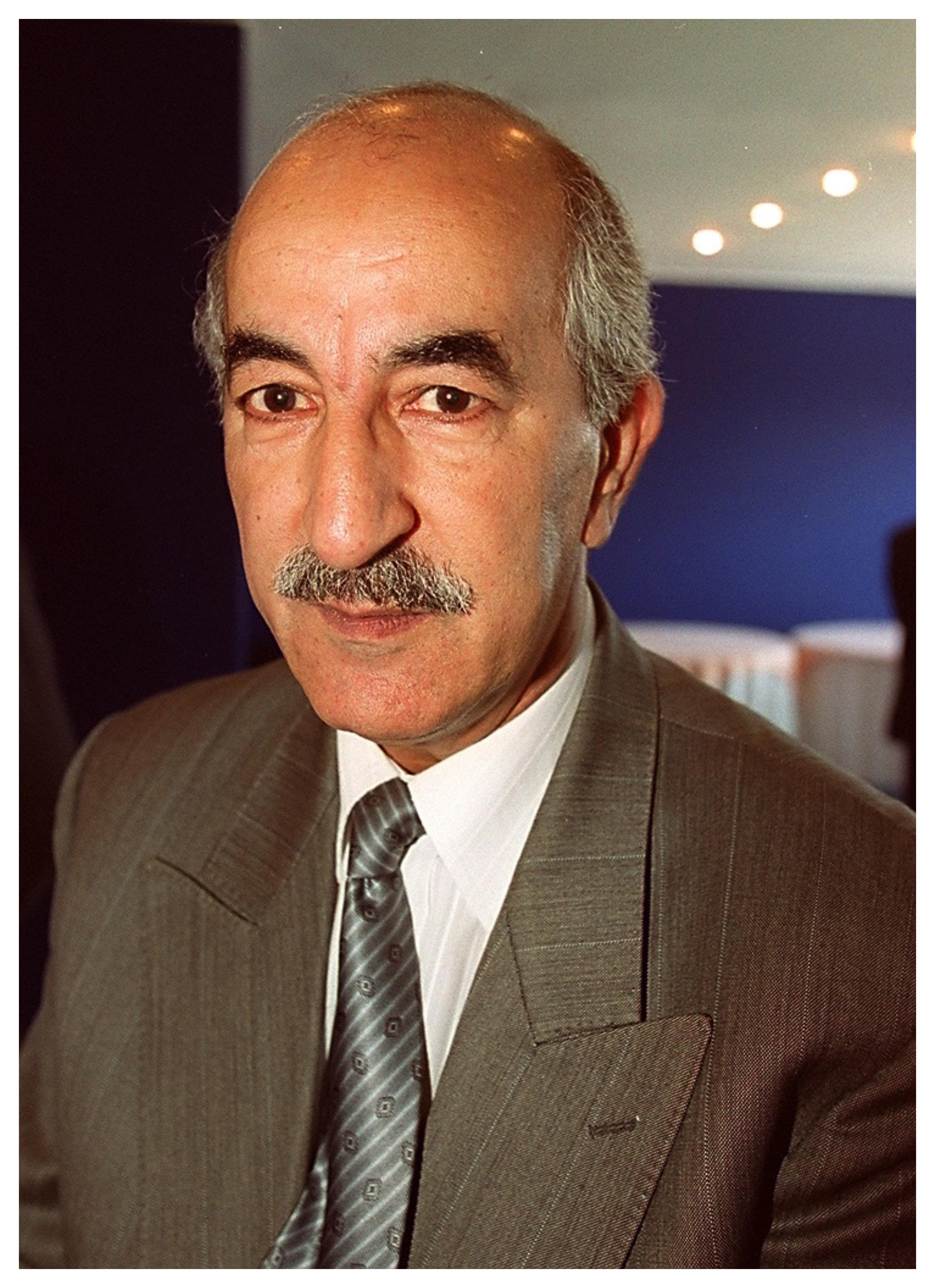 الوزير الأول الأسبق عبد المجيد تبون