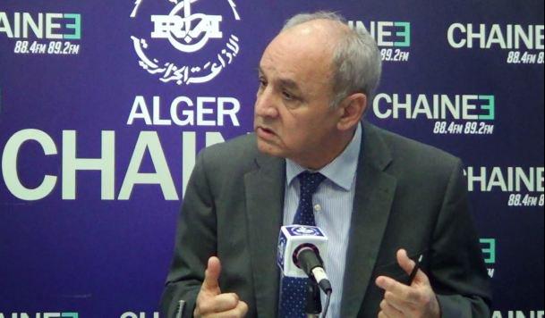 رئيس عمادة أطباء الجزائر الدكتورمحمد بقاط بركاني