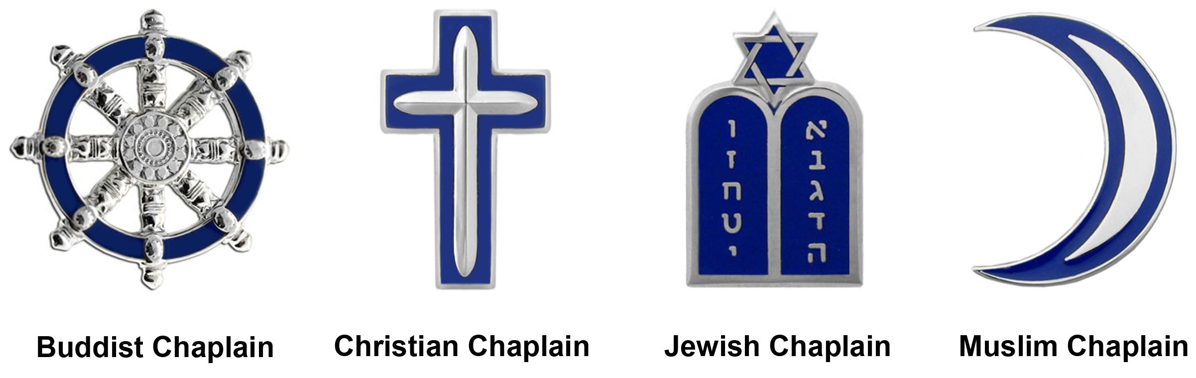 الشارات الدينية بالجيش الأميركي
